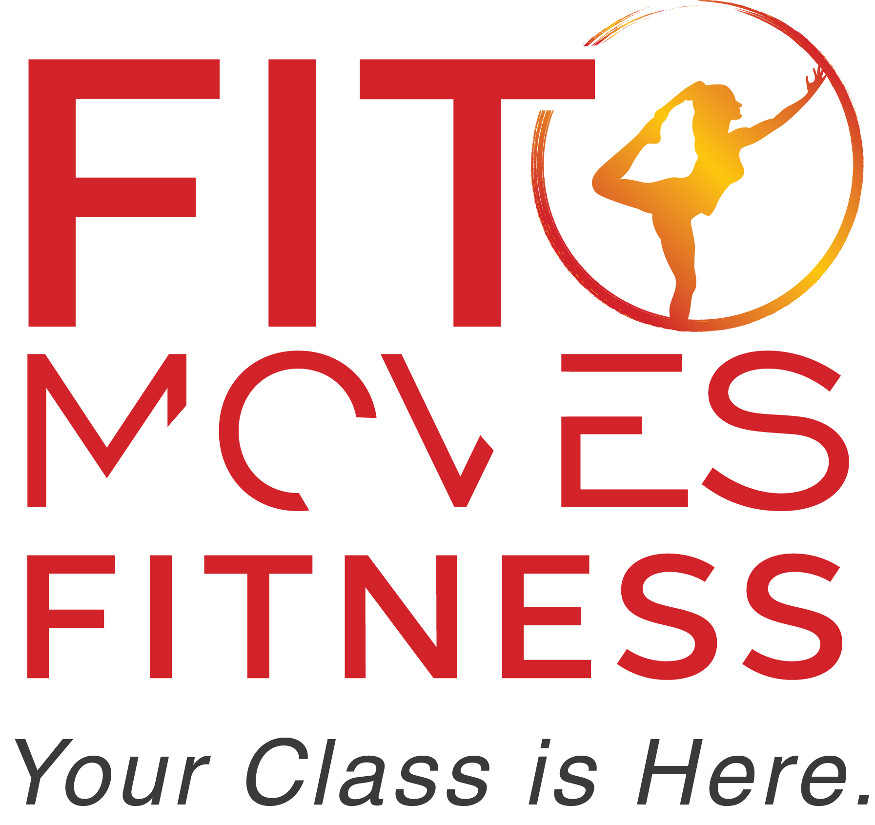 Fit Moves Fitness Logo - Your Class is Here!